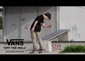 Vans EMEA Welcomes to Daan Van Der Linden to the Team
