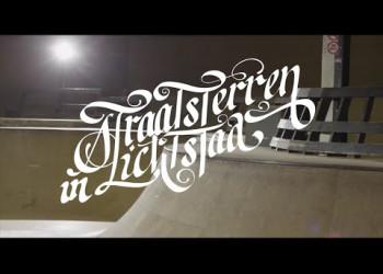 Straatsterren in Lichtstad - de serie afl.2 'Skateboarding in Eindje'
